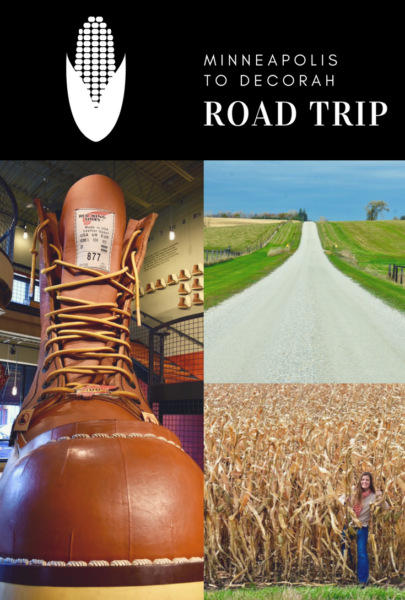 Minneapolis to Decorah Road Trip:  A Back Roads Adventure with Kids